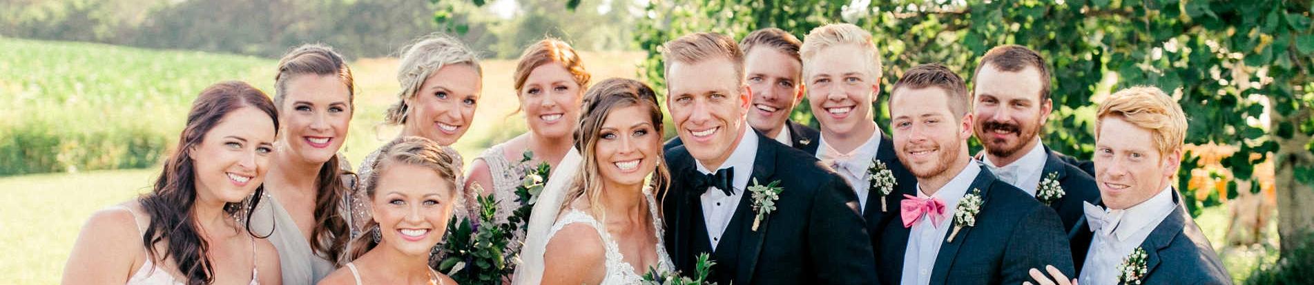 ENZOANI REAL BRIDE: ELISSA & TYLER
