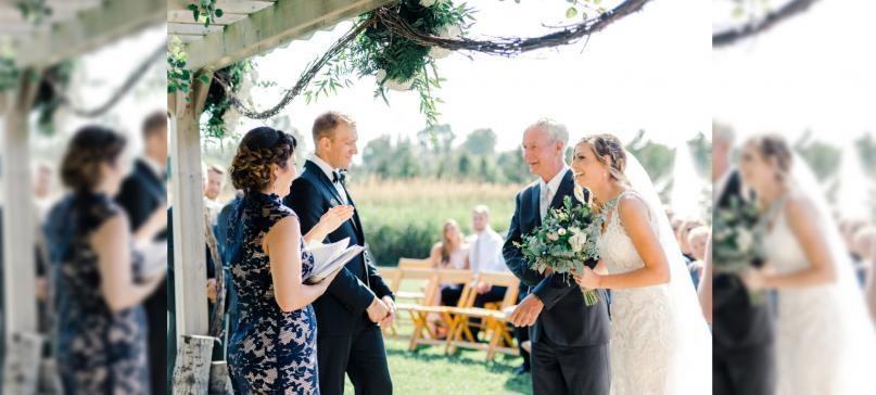 ENZOANI 新娘丨父亲节快乐~那个牵我手走向礼堂的男人