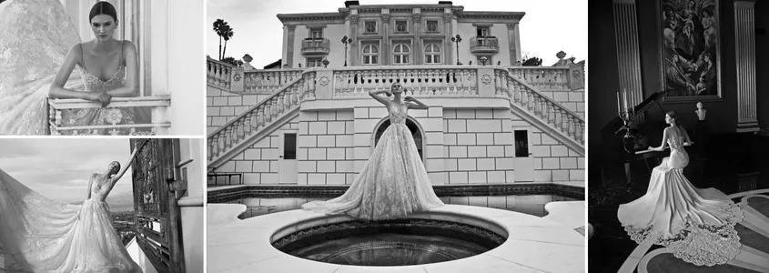 ENZOANI 写真丨把婚纱写进历史里,当ENZOANI遇上黑白......