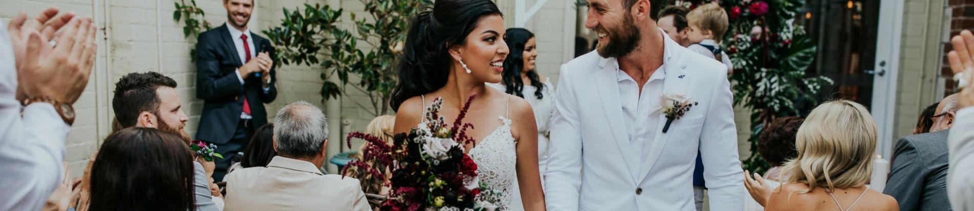 ENZOANI REAL BRIDE: TASH & JESSE