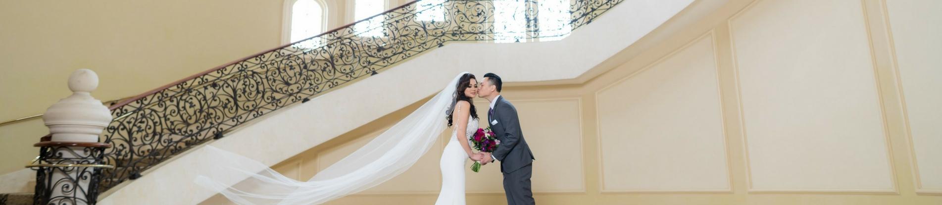 Enzoani 新娘 丨 我们的爱情就是愈来愈浓的紫色......